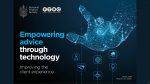 Empowering Advice Through Technology (#EATT19) – Highlights