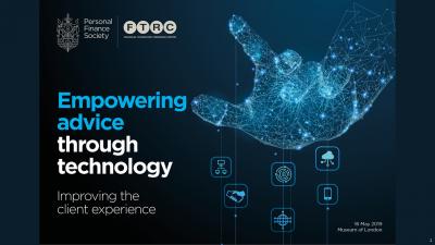 Empowering Advice Through Technology (#EATT19) – Highlights