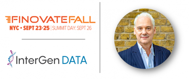 Views from Finovate Fall: InterGen Data