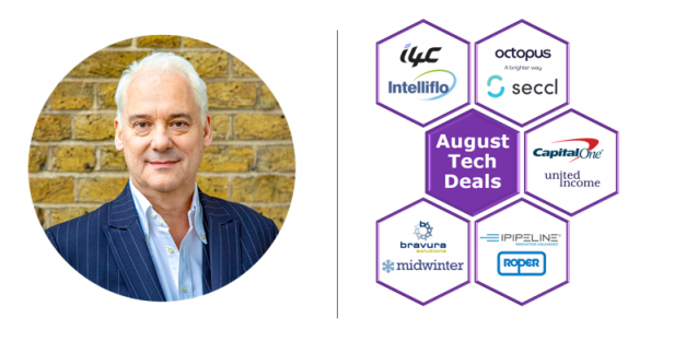 Ian McKenna: Nothing happens in August, does it? Fintech proves the exception