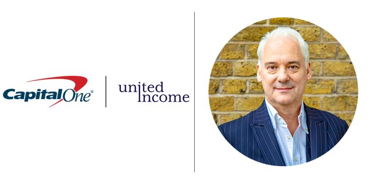 Ian McKenna: United Income to Capital One