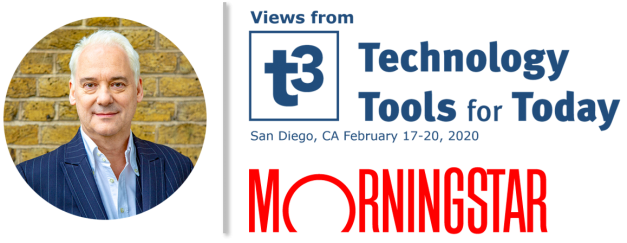 Views from T3 2020: Morningstar Advisor Workstation 3.0