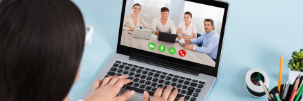 Virtual Meetings – a guide for advisers