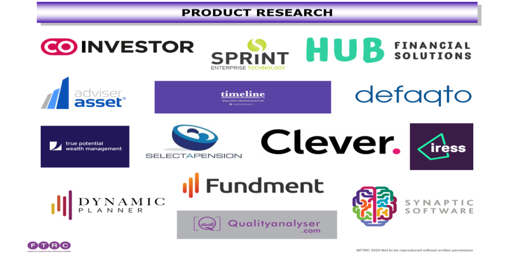 Ecosystems – Product Research